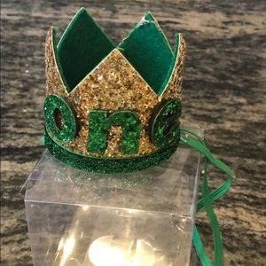 Other - One crown for birthday